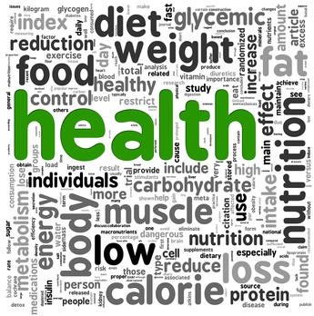 Health words