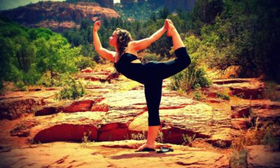 Yoga Relax Healthy Actual Lifestyle