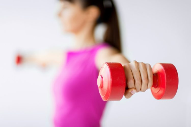 Gym Healthy Actual Lifestyle