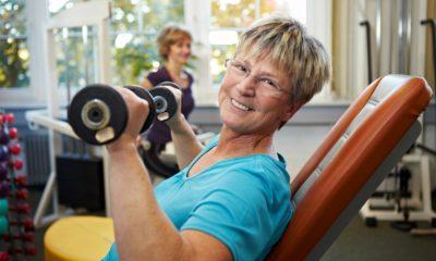 Woman Gym Actual Lifestyle