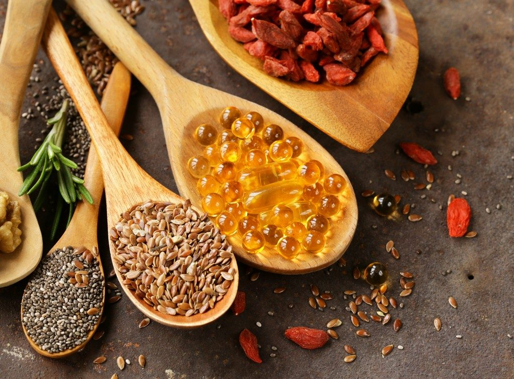 Actual Lifestyle healthy set of superfood